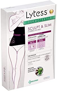 Lytess Sculpt and Slim Corrective Belt XXL Black