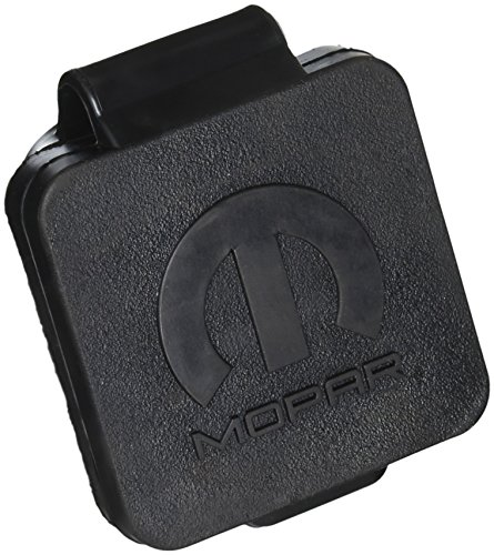 Mopar 1 Pack 82208455AB Hitch Plug, 2