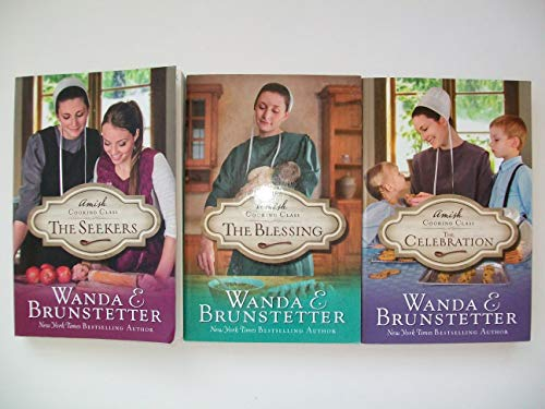 Amish Cooking Class Series (Set of 3) Seekers Blessing Celebration