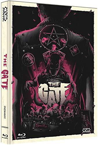 The Gate [Blu-Ray+DVD] - uncut - auf 333 limitiertes Mediabook Cover C