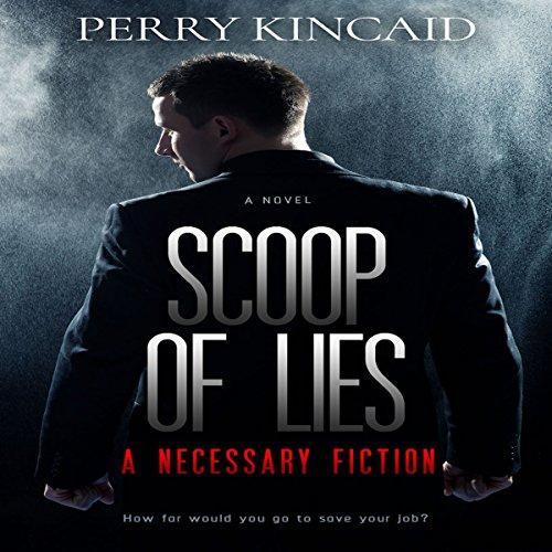Scoop of Lies audiobook cover art