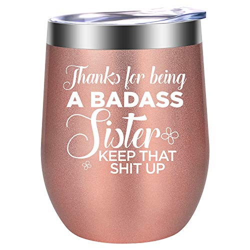 sister wine glass - 9