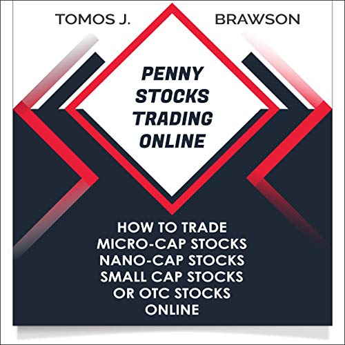 Penny Stocks Trading Online Audiobook By Tomos J. Brawson cover art