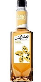 Vanilla Coffee Syrup Davinci 750ml