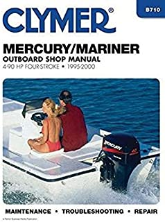 Amazon Com Mercury Outboard Repair Manual