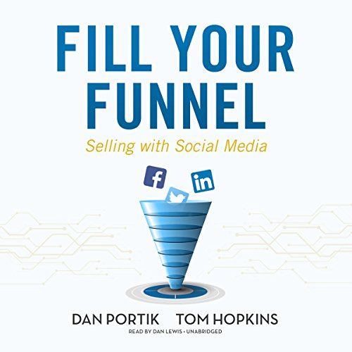Fill Your Funnel audiobook cover art
