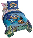 Jay Franco Dog Man Supa Buddies 5 Piece Twin Bed Set -...