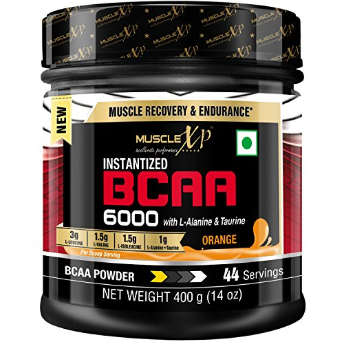 MuscleXP Instantized BCAA 6000