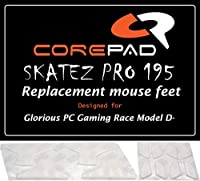 Corepad Skatez マウスソール Glorious PC Gaming Race Model D - Minus 2set