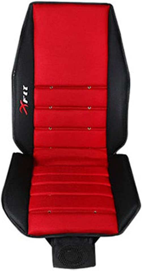 XFIT 4D Wide cheap Ranking TOP6 Ventilated Mesh Cooling Seat Front Car Red
