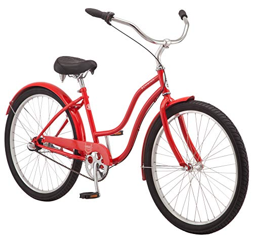 Why Should You Buy Schwinn Mikko Adult Beach Cruiser Bike, Featuring 17-Inch/Medium Steel Step-Over ...