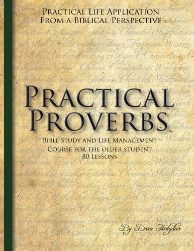 Practical Proverbs for Older Students (Volume 3)