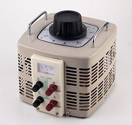 satkit variac- Ausgang Trafo Variable ca 20Amp 0–250V (tdgc2–5kVA)