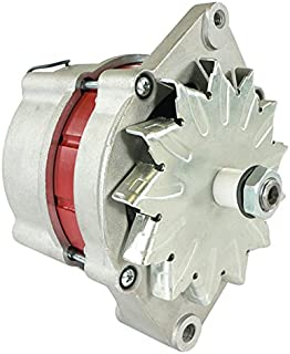 DB Electrical ABO0236 New Alternator For Case Tractor Lift Truck Loader Uniloader A186125 Ar186125, Crawler 450 450C, Backhoe 480E 480F, Construction King RE509106 SE501835 3604480RX 3675270NW 12146
