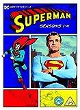 Adventures Of Superman: Seasons 1-4 [Edizione: Regno Unito] [Reino Unido] [DVD]