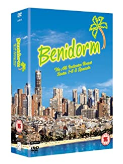 Benidorm - The All Inclusive Boxset - Series 1-5 & Specials
