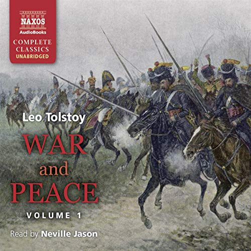 War and Peace, Volume 1 cover art