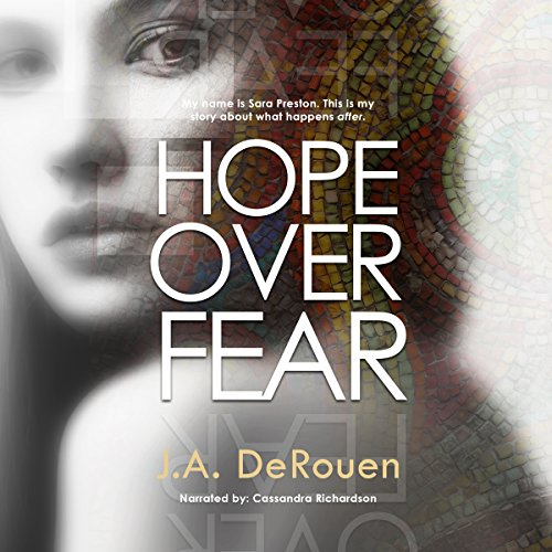 Hope Over Fear audiobook cover art