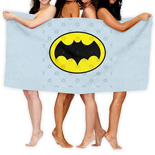 Toalla de baño 66 Batman de secado rápido