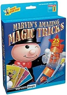 Marvin's Magic Amazing Tricks Set 1 MME 004 12 Magic Tricks Toy