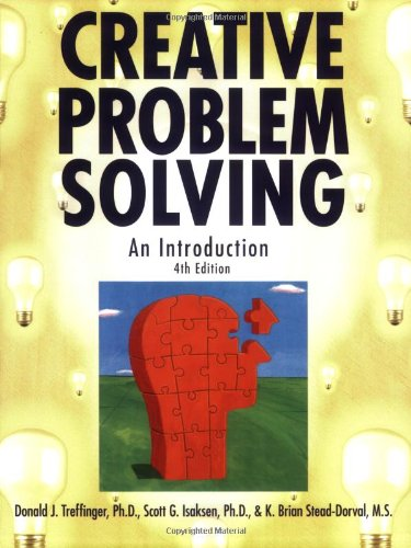 Creative Problem Solving: An Introduction