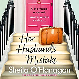 Her Husband's Mistake                   By:                                                                                                                                 Sheila O'Flanagan                               Narrated by:                                                                                                                                 Aoife McMahon                      Length: 11 hrs and 12 mins     6 ratings     Overall 4.0