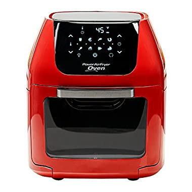 6 QT Power Air Fryer Oven Plus- 7 in 1 Cooking Features with Professional Dehydrator and Rotisserie …