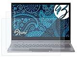 Bruni Schutzfolie kompatibel mit Medion AKOYA E4271 MD61417 Folie, glasklare Bildschirmschutzfolie (2X)