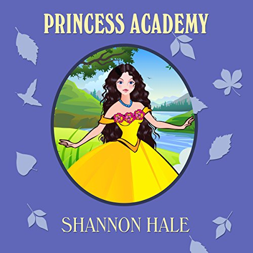 Princess Academy cover art