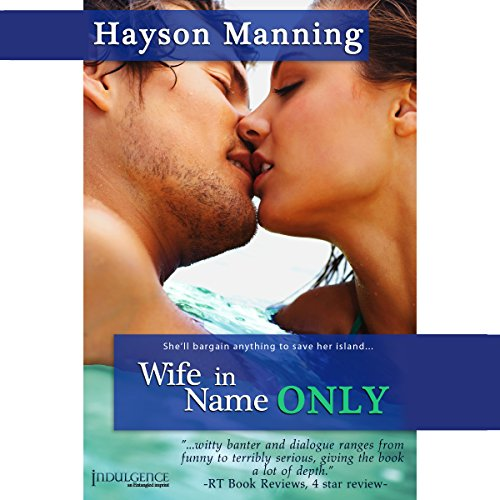 Wife in Name Only Audiobook By Hayson Manning cover art