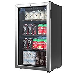 Image of Vremi Beverage Refrigerator...: Bestviewsreviews