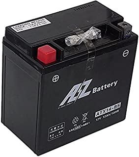 AZ [ エーゼット ] シールド型 バイク用バッテリー [ 液入充電済 ] ATX14-BS