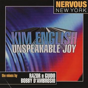 Unspeakable Joy (20358)
