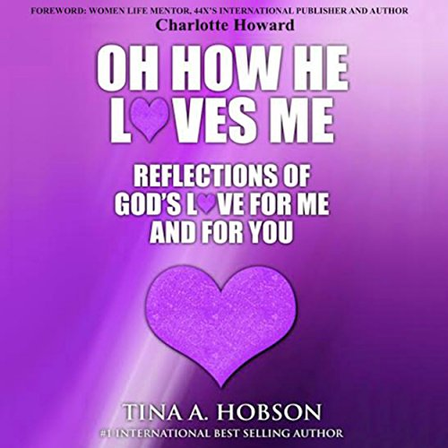Oh How He Loves Me audiobook cover art