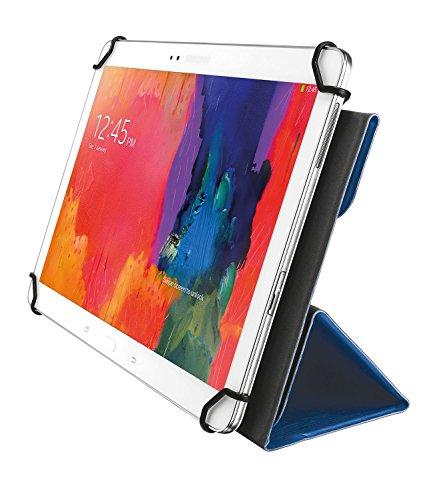 Trust Urban Aexxo - Funda rígida Universal para Tablets de 10.1', Azul