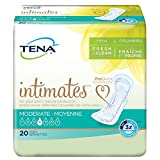 Tena Serenity Protective Pads, Moderate Absorbancy-20 Count, Regular ( Pack of 2)