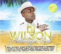 DJ WILSON - Anthologie zouk (3 CD)