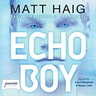 Couverture de Echo Boy