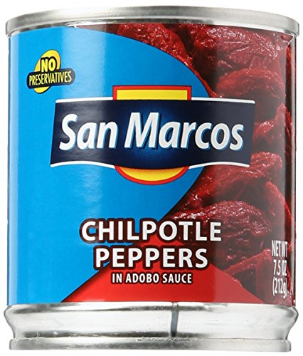 San Marcos, Chilpotle In Adobo Sauce, 7.5 Ounce