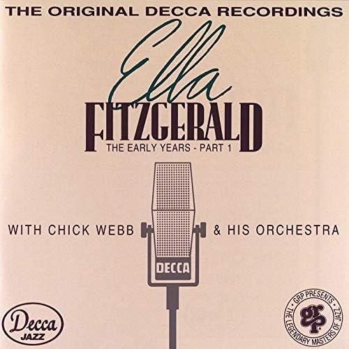 Ella Fitzgerald feat. Chick Webb & His Orchestra