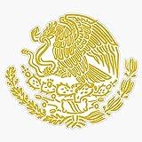 Coat of Arms of Mexico Decal Vinyl Bumper...