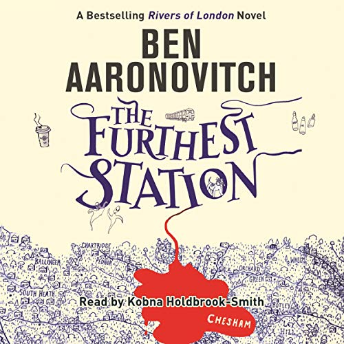 Couverture de The Furthest Station