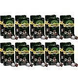 Jacobs Espresso Intenso 10- Cápsulas de café de aluminio compatibles con Nespresso® * - 20 paquetes de 10 cápsulas (200 Porciones)