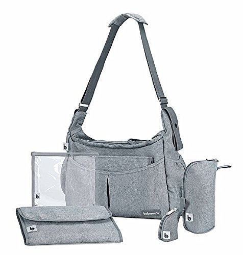 Babymoov Urban Changing Bag (Smokey Grey)