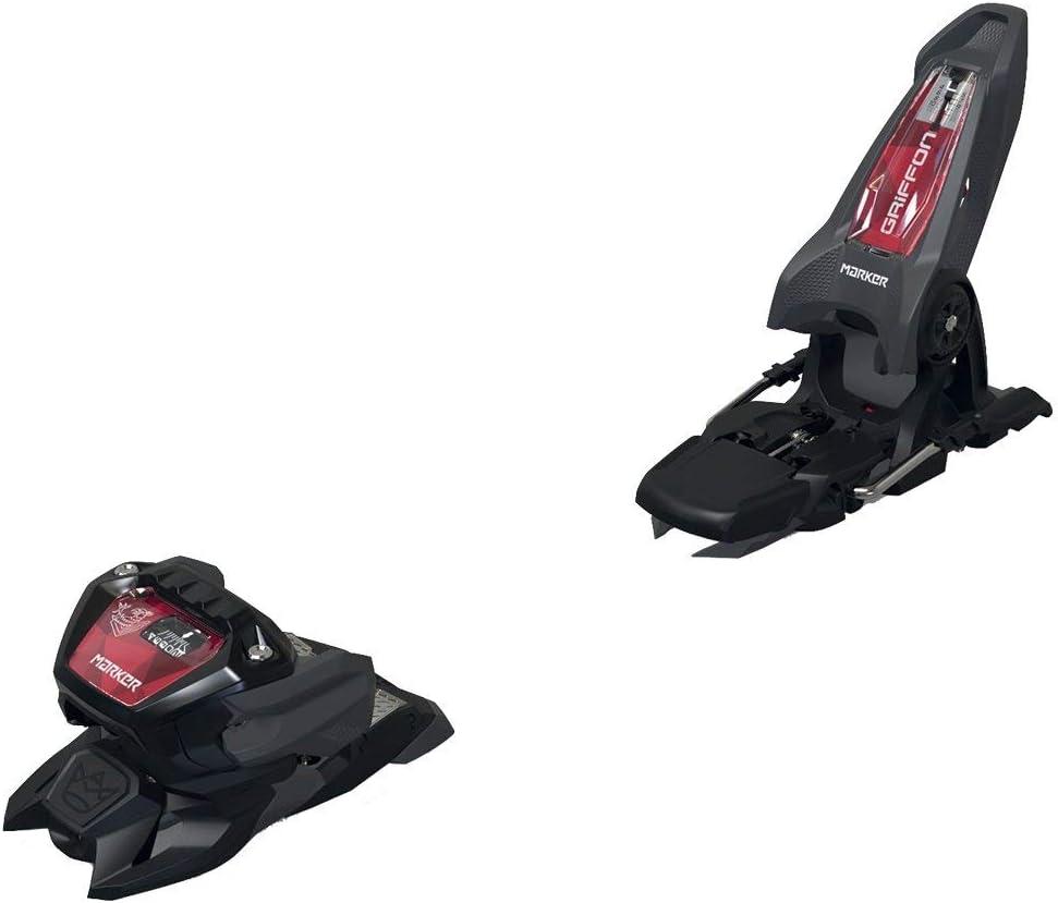 Marker Griffon 13 ID Ski Large discharge sale Binding mm Black Anthracite Washington Mall 90 Red