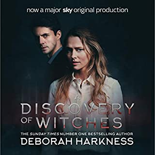 A Discovery of Witches audiobook cover art