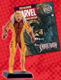 Marvel Figurine Collection Nº 84 Sabretooth