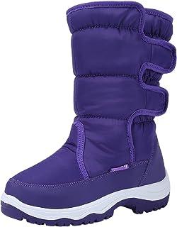 Women's Snow Boots Winter II Waterproof Fur Lined Frosty Warm Anti-Slip Boot