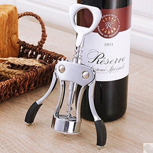 Apri del vino, vino home apribottiglie multifunzione, vino apribottiglie