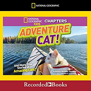 Adventure Cat!     And More True Stories of Amazing Cats!              Written by:                                                                                                                                 Kathleen Weidner Zoehfeld                               Narrated by:                                                                                                                                 Johnny Heller                      Length: 1 hr and 1 min     Not rated yet     Overall 0.0